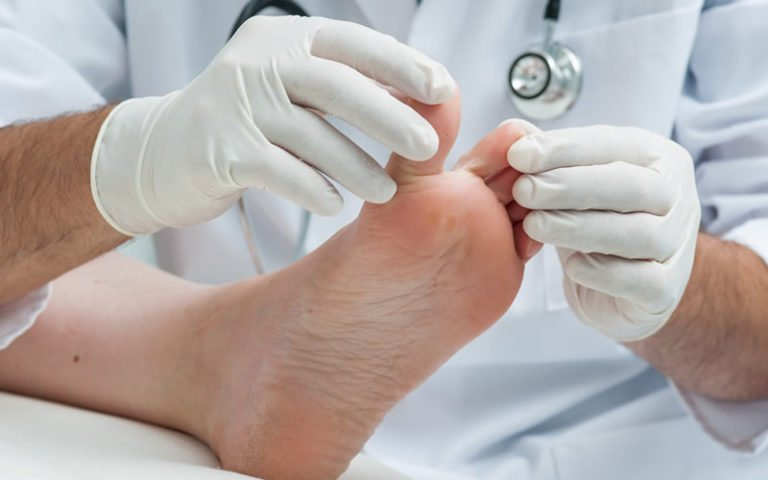 Specialist podiatry care