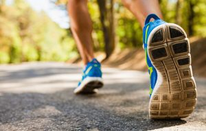 Time to Ditch Your Running Shoes?